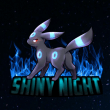 Logo do grupo Shiny Night
