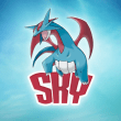 Logotipo do Grupo SKY