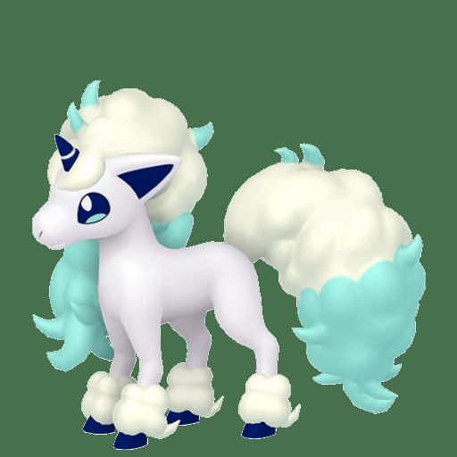 Ponyta de Galar Chromatique