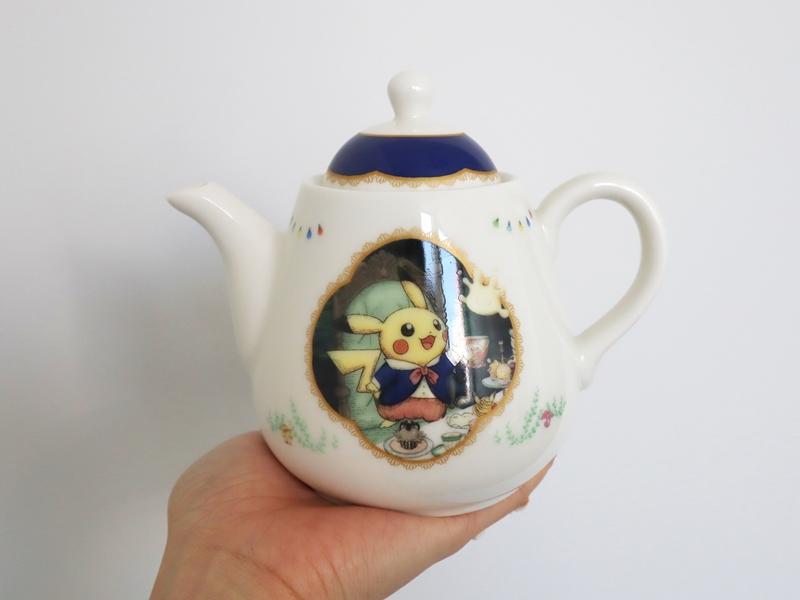 Pokémon Mystérious Tea Party