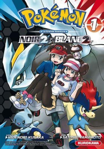 Pokemon Noir 2 Blanc 2