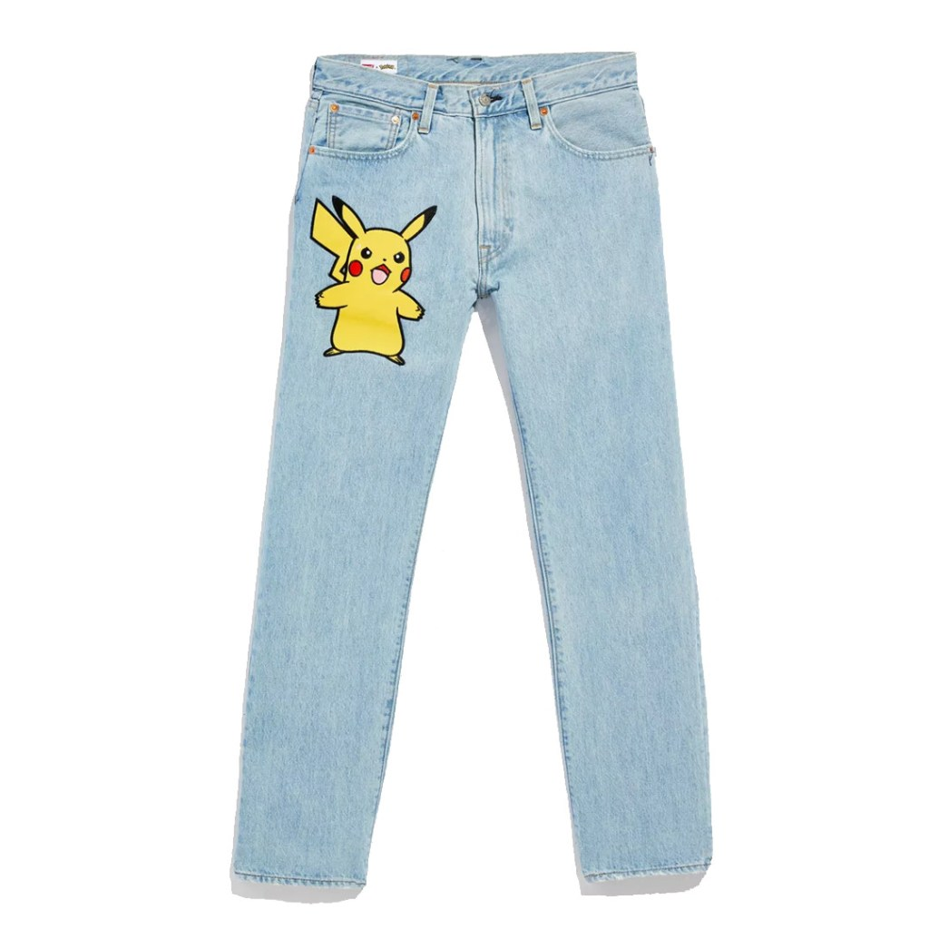 Levi's Pokémon jean pantalon