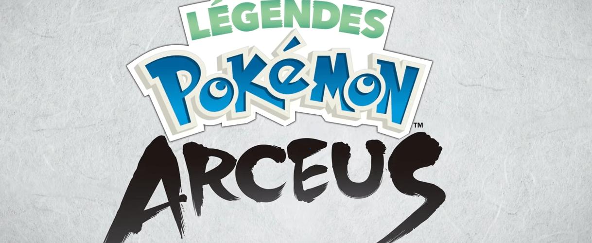Légendes Pokémon : Arceus