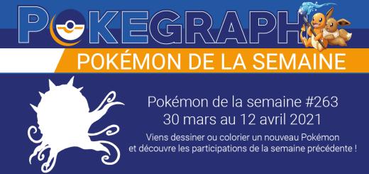 Pokémon de la semaine n°263
