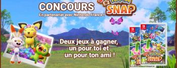 concours new pokemon snap
