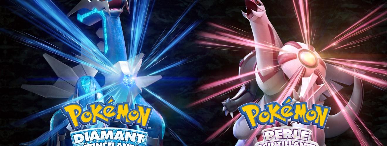 Pokémon Diamant Etincelant et Perle Scintillante