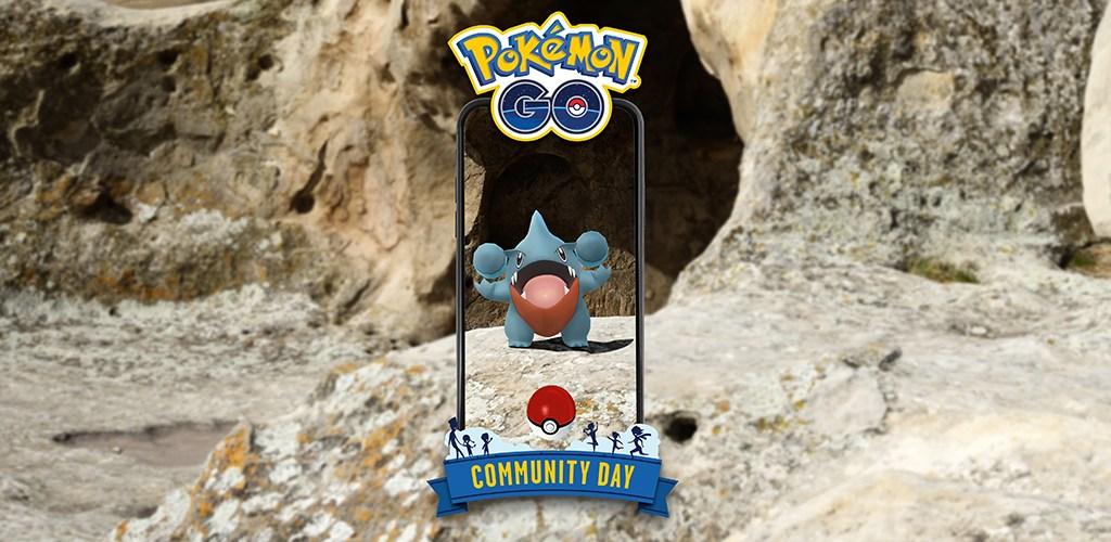 Pokémon GO Community Day Griknot