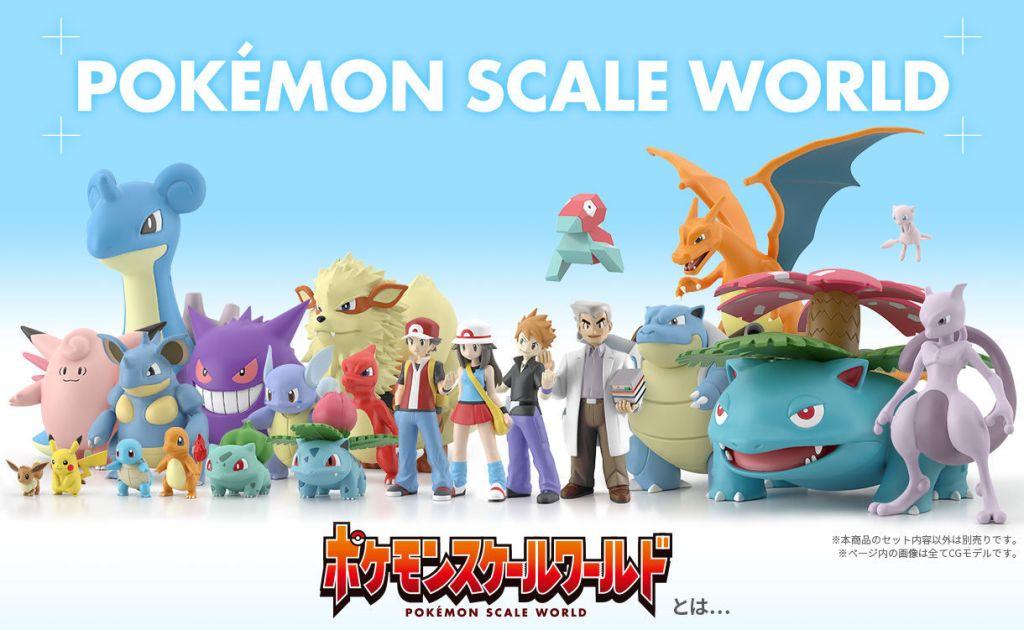 Pokemon-Scale-World