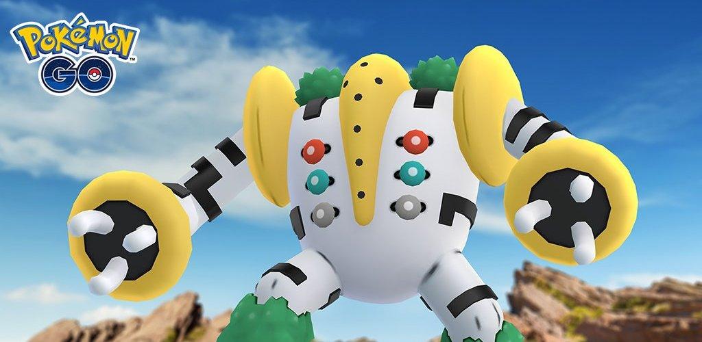 Pokemon GO Regigigas