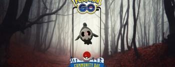 Community Day Octobre