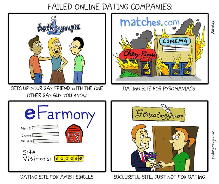 pokegravy failed online dating