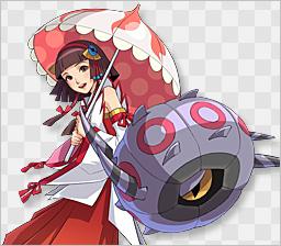 Okuni & Whirlipede