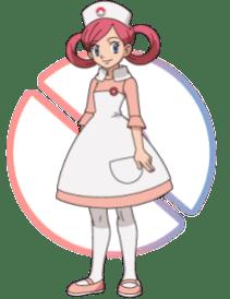 XY Nurse Joy