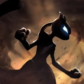 Mewtwo is Epic by lord-phillock