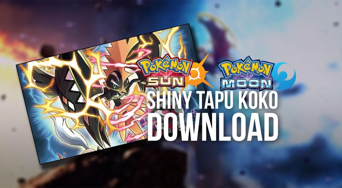 Shiny Tapu Koko Download Event Begins Pokejungle Pokemon b w driftveil city disco house remix. shiny tapu koko download event begins pokejungle