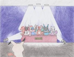 """Who should I Mimik?"" by Ultron"