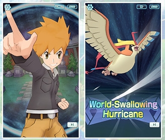 Pokémon Masters Sync Move