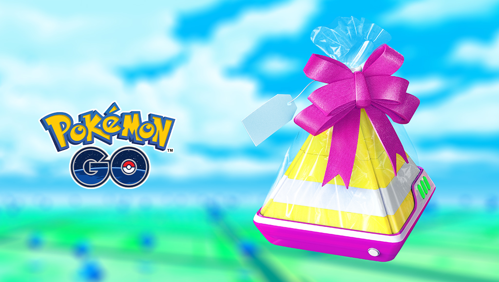 Pokémon GO gift event
