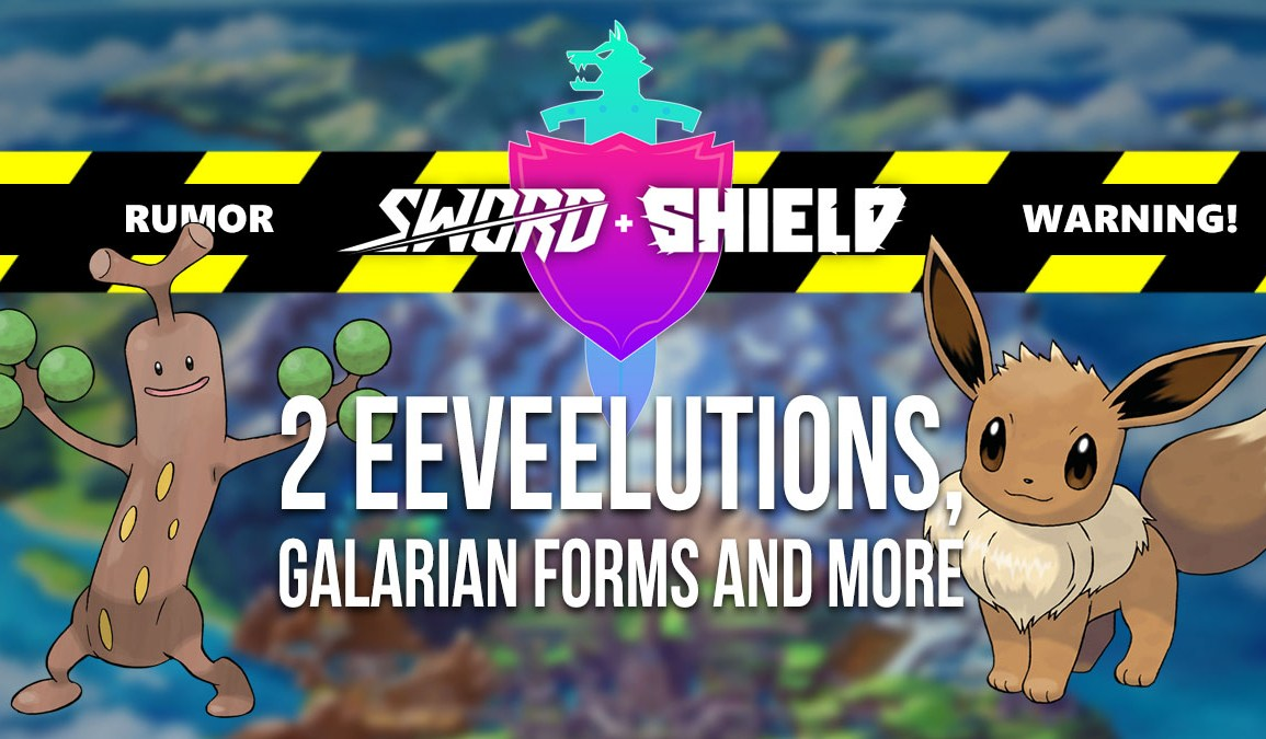 Sword & Shield rumor
