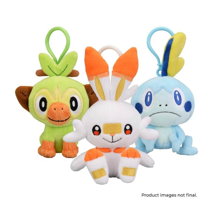 Pokémon Sword & Shield pre-order bonus clips