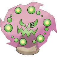 Spiritomb official art