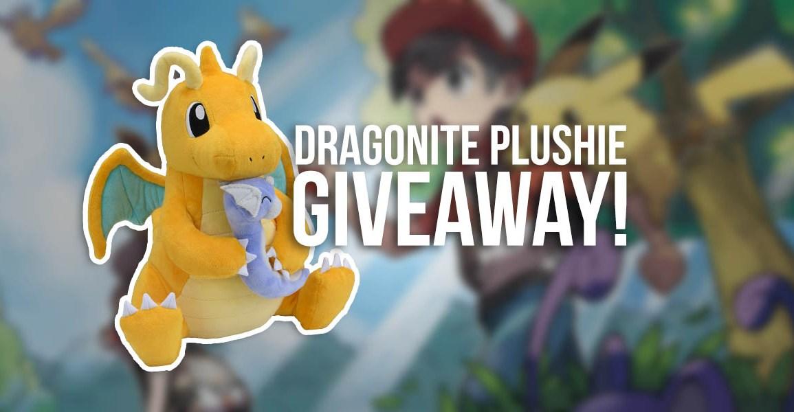 Dragonite giveaway