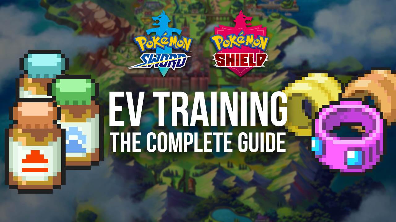 Pokémon Sword & Shield EV Training Guide