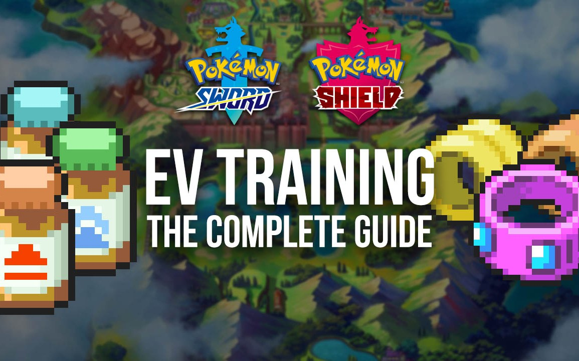 Pokémon Sword & Shield EV Training Guide