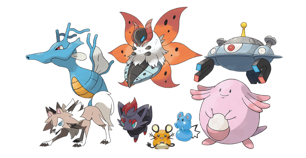 Returning Pokémon in The Isle of Armor