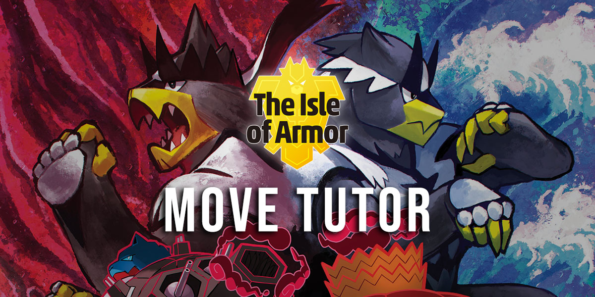 Move Tutor in the Isle of Armor