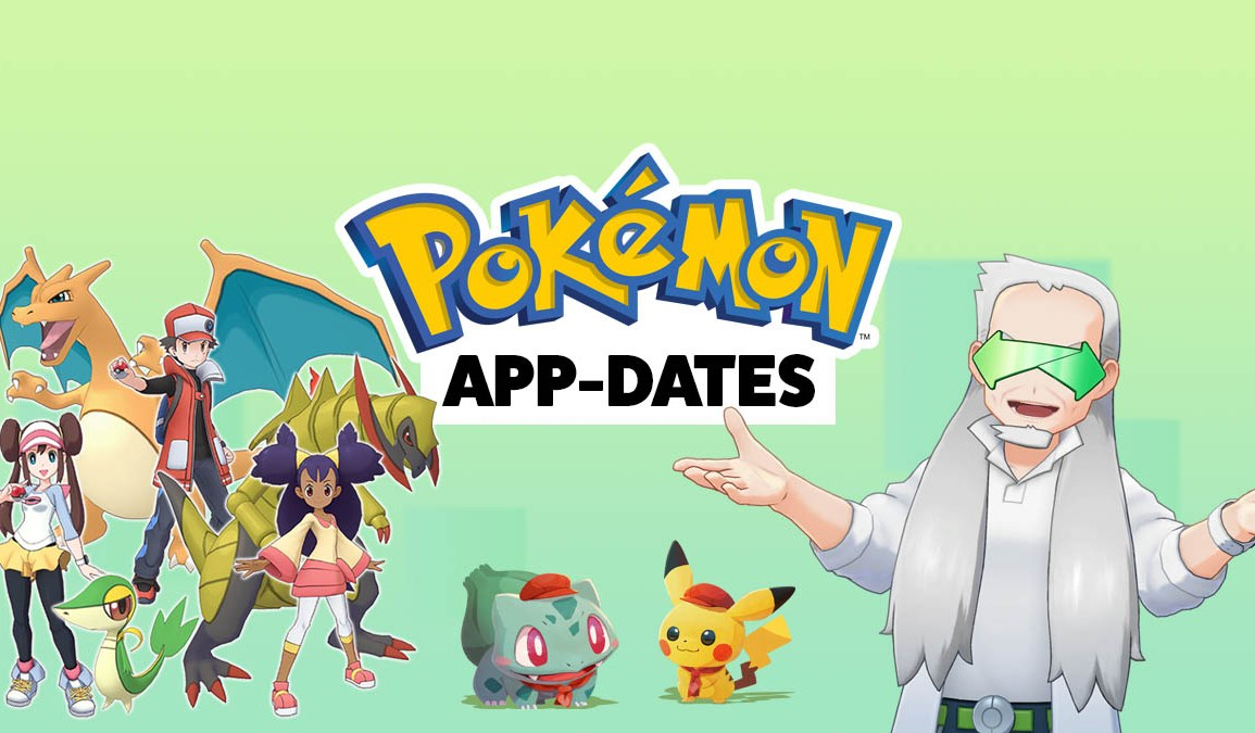 """Pokémon APP-DATES"" provides information on mobile Pokémon games and apps"