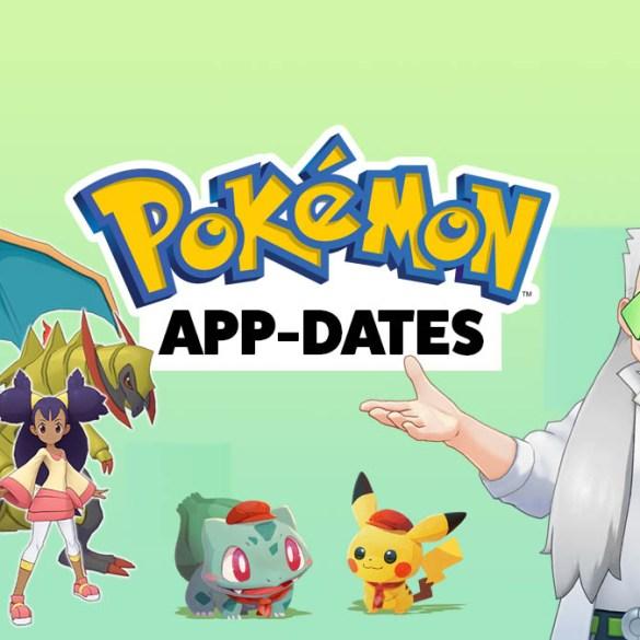 """Pokémon APP-DATES"" provides information on mobile Pokémon games and apps"