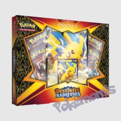 Coffret EB4.5 Destinées radieuses Pikachu - Pokemoms