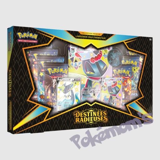 Coffret EB4.5 Destinées radieuses Lanssorien - Pokemoms