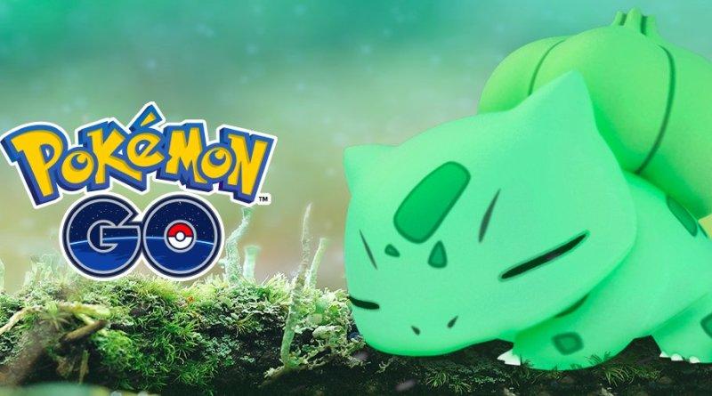 Todos al jardín, de Pokémon GO