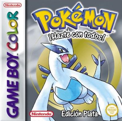 Cáratula Pokémon Plata