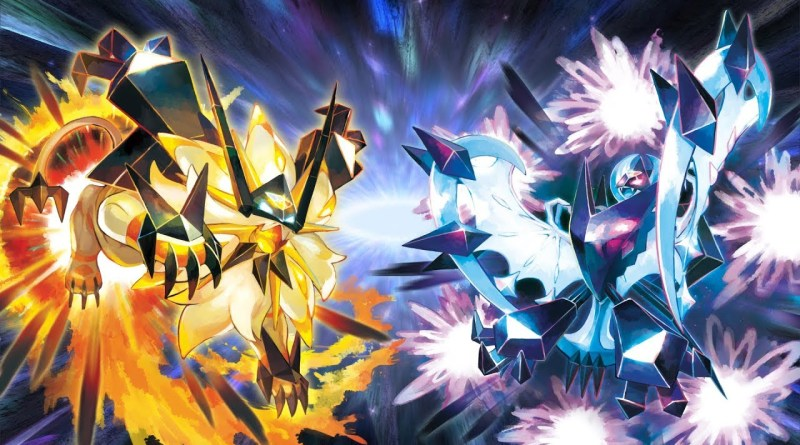 Tráiler Pokémon Ultrasol y Ultraluna 12/10/2017