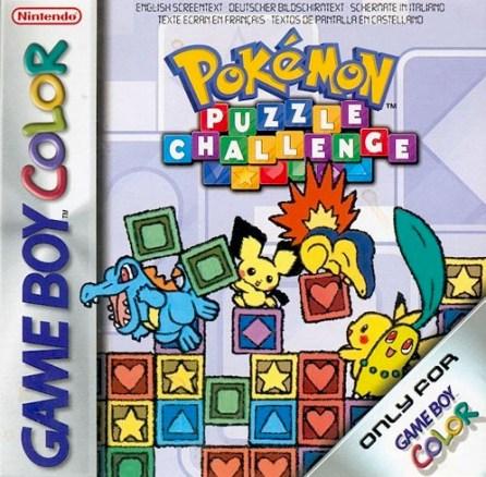 Pokémon Puzzle Challenge Carátula