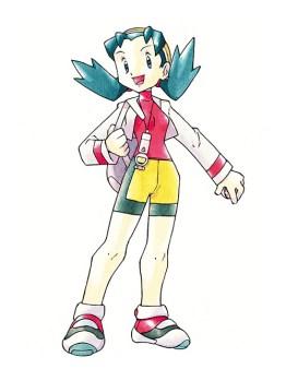 Kris Pokémon Cristal