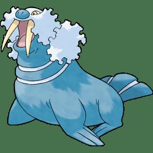 帝牙海獅   寶可夢圖鑑(Pokémon GO)  Pokémon-Info 寶可夢資訊站