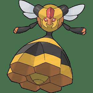 蜂女王 | 寶可夢圖鑑(Pokémon GO) |Pokémon-Info 寶可夢資訊站