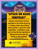 Attack On Kalos Foretold