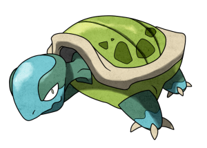 Unnamed Turtle Pokemon