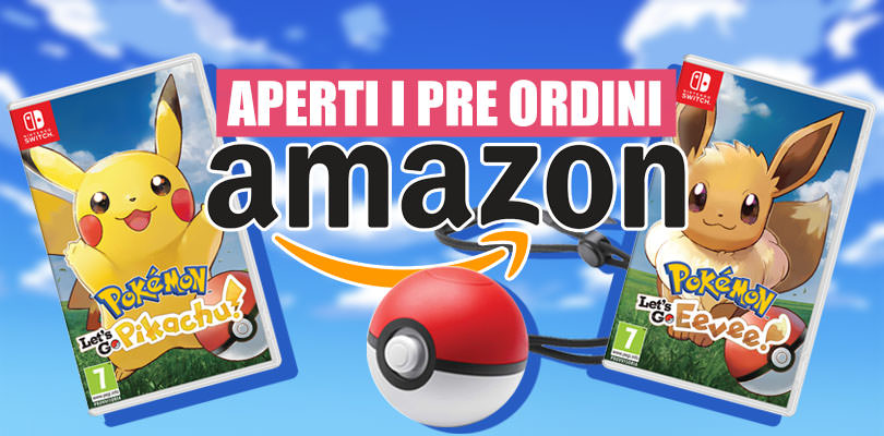 preordine-amazon-lets-go-pikachu-eevee-poke-ball-plus