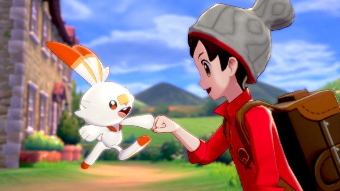 Prima parte Guida Pokémon Spada e Scudo