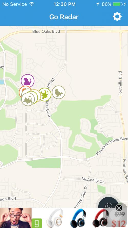 Ekans nests and spawn locations   Pokemon Go - GameA