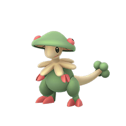 Breloom Pokemon GO GamePress