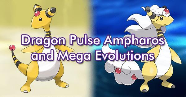 dragon pulse ampharos and