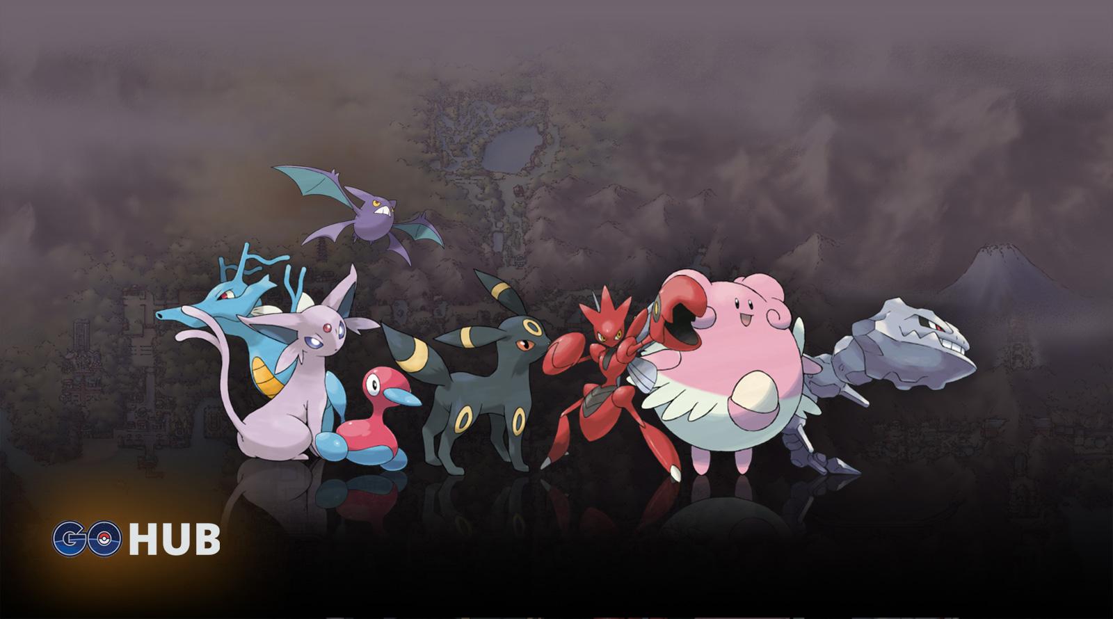 Pokemon GO Gen 2  Best Gen 1 Pokemon Candy to farm  Pokemon GO Hub