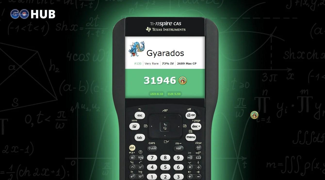 Pokemon GO Trading Calculator Pokemon GO Hub